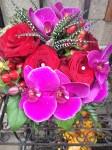 Orchidee Phalaenopsis Brautstrauß